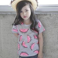 Seashells Kids - Kids Printed Short-Sleeve T-shirt