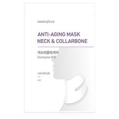 Innisfree - Anti-Aging Mask - Neck & Collarbone