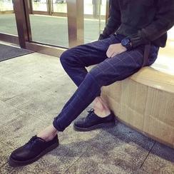 子俊 - 格子哈倫褲