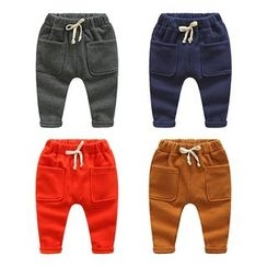 WellKids - Kids Drawstring Harem Pants