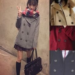 Nikiki - Double-Breasted Coat