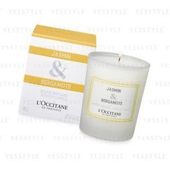 L'Occitane - Jasmin and Bergamote Scented Candle