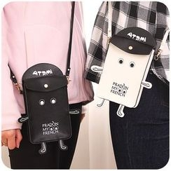 Momoi - Cartoon Mobile Pouch