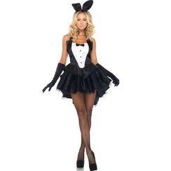 Hankikiss - 兔女郎派对服装