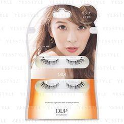 D-up - Secret Line Air Eyelashes (#928 Rich Eyes)