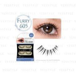 D-up - Furry Eyelashes (#605 Long)