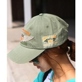 DANI LOVE - Wing Patch Cap
