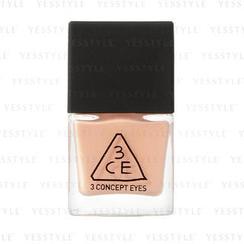 3 CONCEPT EYES - Nail Lacquer (#PE02)