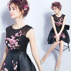 Angel Bridal - 刺繡禮服裙