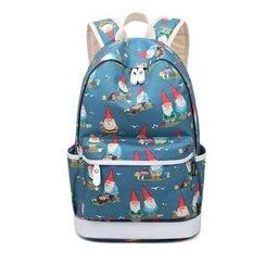 VIVA - Elf Print Backpack