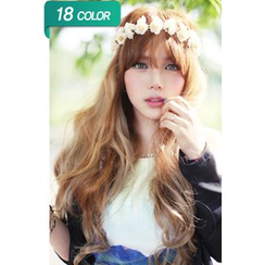 kitsch holiday - Clip-In Hair Extension - Wavy (18 Colors)