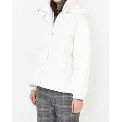 Someday, if - Hooded Duck-Down Padded Jacket