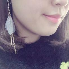 Barocche - Single Drop Earrings