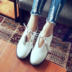 JY Shoes - Lace-Up Shoes