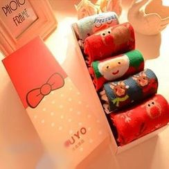 MissYou - Christmas Socks Set