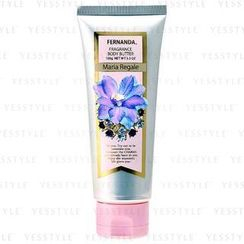 Fernanda - Fragrance Body Butter Maria Regale (Sweetly Pear with Jasmine)