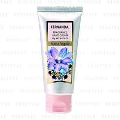 Fernanda - Fragrance Hand Cream Maria Regale (Sweetly Pear with Jasmine)