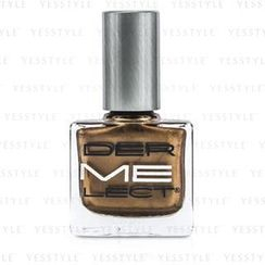 DERMELECT - ME Nail Lacquers - Stunner (Metallic Macha Blend)