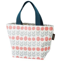 Skater - Lotta Jansdotter Canvas Lunch Tote Bag