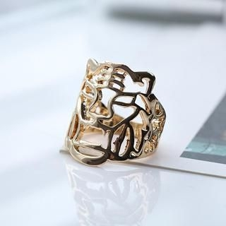 Cuteberry - Cutout Tiger Ring