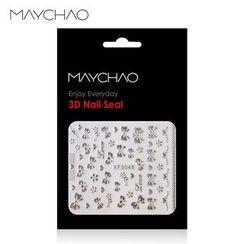 美潮 Maychao - 美甲贴 (XF6048)