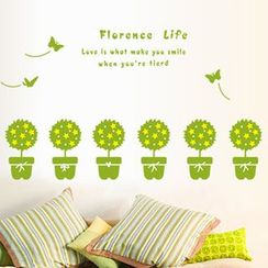 LESIGN - Plant Wall Sticker