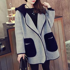 Quintess - Hooded Cardigan