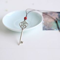 Porcelana - Key Pendant Necklace