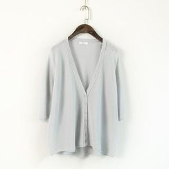 Ranche - 3/4-Sleeve Cardigan