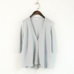 蘭芝 - 七分袖開衫