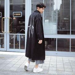 匡億 - 刺繡大衣