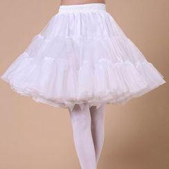 Maisie - Tiered Organza Skirt