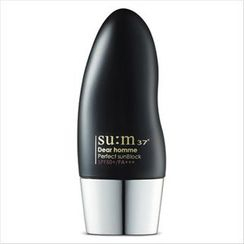 su:m37 - Dear homme Perfect Sun Block SPF 50+ / PA+++ 50ml