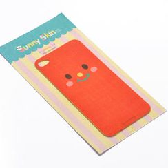 ioishop - Iphone 4 Case Sticker - Red