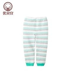 Yobaby - Kids Striped Pajama Pants