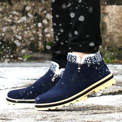 Ireoul - 侧拉链雪靴