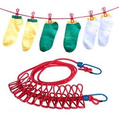 tuban - Clothes Line with Clips