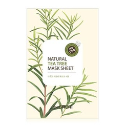 The Saem - Natural Tea Tree Mask Sheet 1pc
