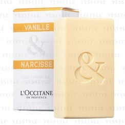 L'Occitane - Vanille and Narcisse Perfumed Soap