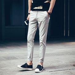 Chic Maison - 修身长裤