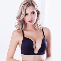 Temptation - Deep-V Wireless Bra
