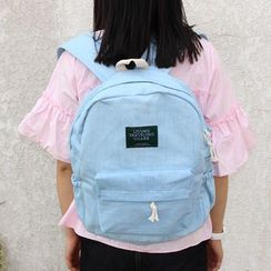 Bolso - Denim Backpack