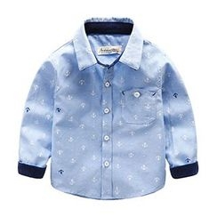 Kido - Kids Patterned Shirt