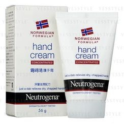 Neutrogena - Norwegian Formula Hand Cream (Concentrated)