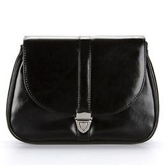 Ethel - Push-Lock Flap Cross Bag