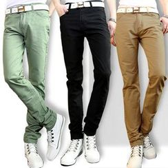 JVR - Slim-Fit Pants