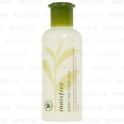 Innisfree - Green Tea Fresh Skin
