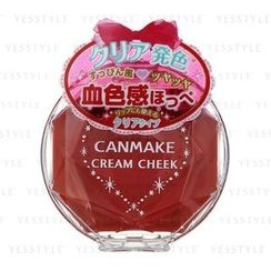 Canmake - Cream Cheek (#CL07 Clear Ruby Cherry)