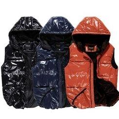 VALS - Hooded Puffer Vest