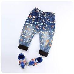 Rakkaus - Kids Printed Jeans